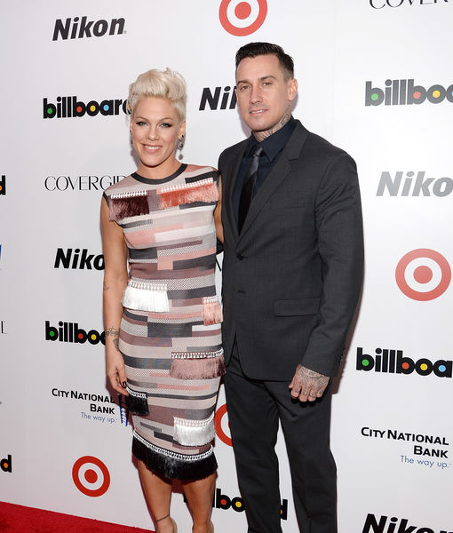 P!nk & Carey Hart Welcome Baby Number 2!