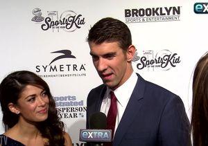 Why Michael Phelps Kept His Marriage Secret