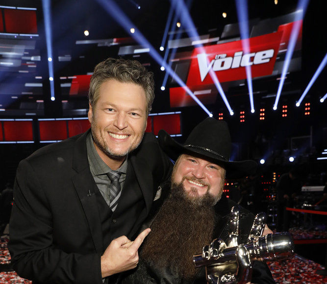 Sundance Head Makes Blake Shelton Proud by Winning 'The Voice'