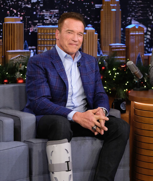 Arnold Schwarzenegger Gives Health Update After Open-Heart Surgery