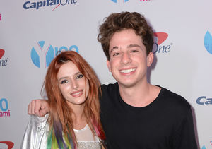 New Couple Alert! Pics of Bella Thorne & Charlie Puth Heating Up Miami