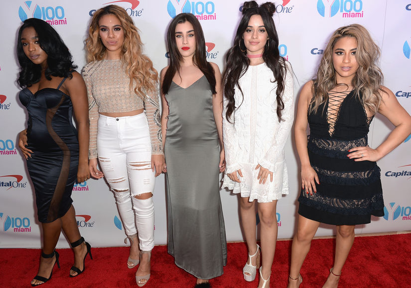 Fifth Harmony's Camila Cabello Leaves Group