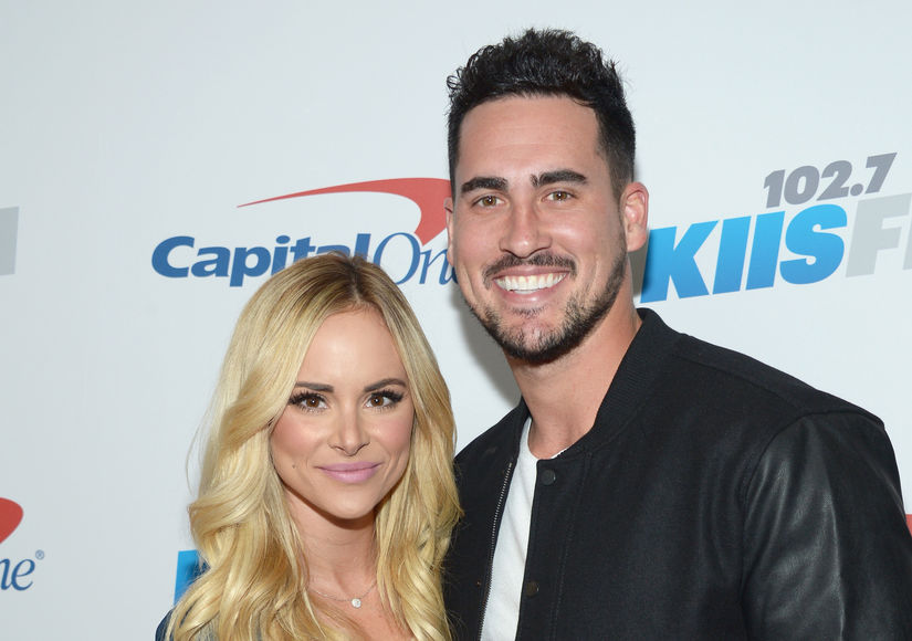 Josh Murray Reacts to Ex-Fiancée Amanda Stanton's Return to 'Bachelor in Paradise'