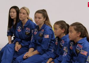 Kate Plus Space: Off to Space Camp!
