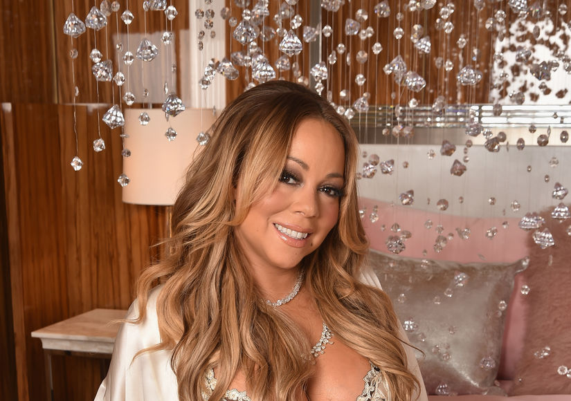 Mariah Carey Throws Major Shade at Ariana Grande & Demi Lovato