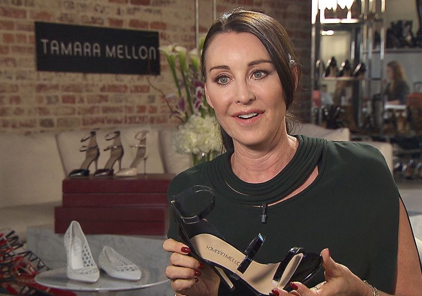 Tamara Mellon Shares the Hottest Shoe Trends