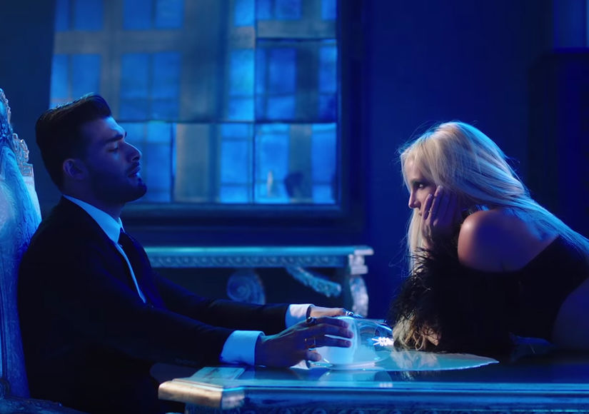 More Proof Britney Spears & Sam Asghari Are Dating