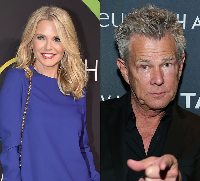 Are Christie Brinkley & David Foster Dating?