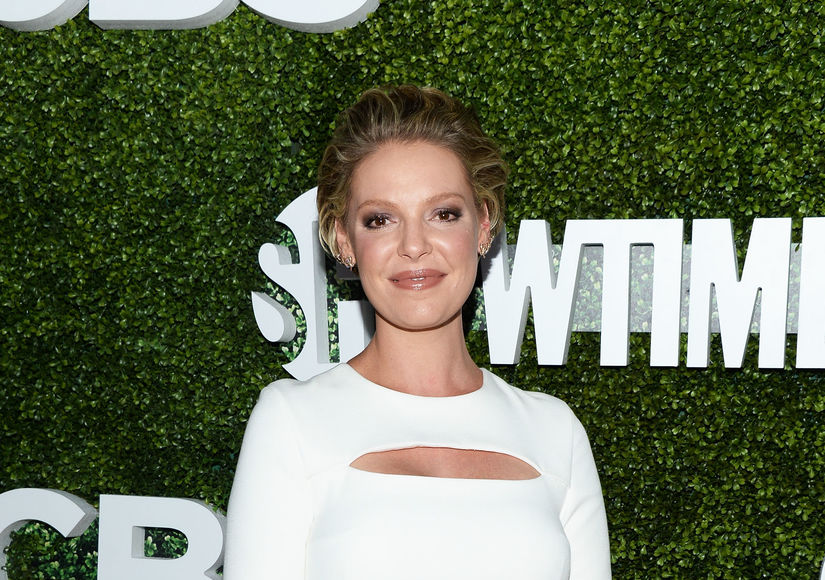Weight Loss Journey! Katherine Heigl Shows Off Her Bikini Body After Welcoming Baby
