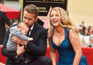 Ryan Reynolds & Blake Lively's Baby Girl Has a Name — What Is It?