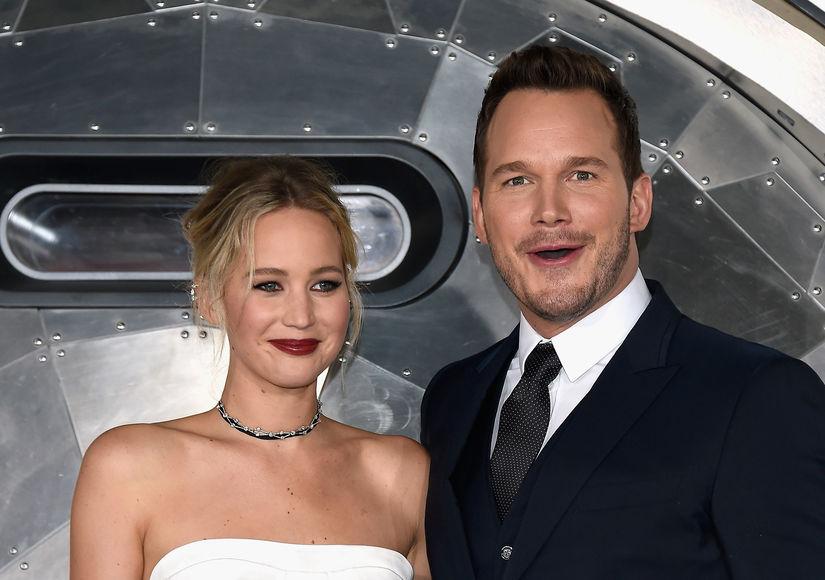 Jennifer Lawrence & Chris Pratt on Their New Go-to Karaoke Songs, More from…
