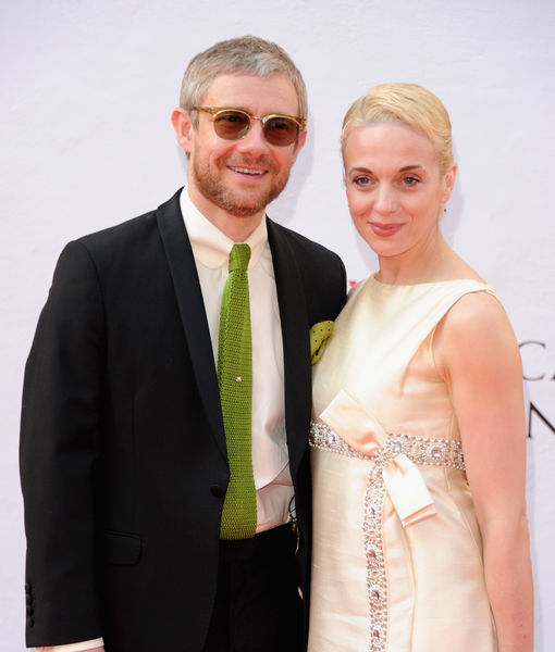 'Sherlock' Stars Martin Freeman & Amanda Abbington Split After 15 Years Together