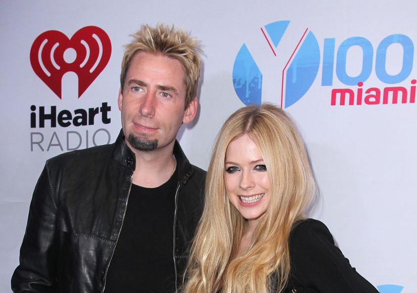 Avril Lavigne Really Wishes Everyone Would Just Leave Nickelback Alone