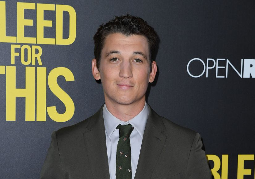 Miles Teller Involved in Scary Car Crash