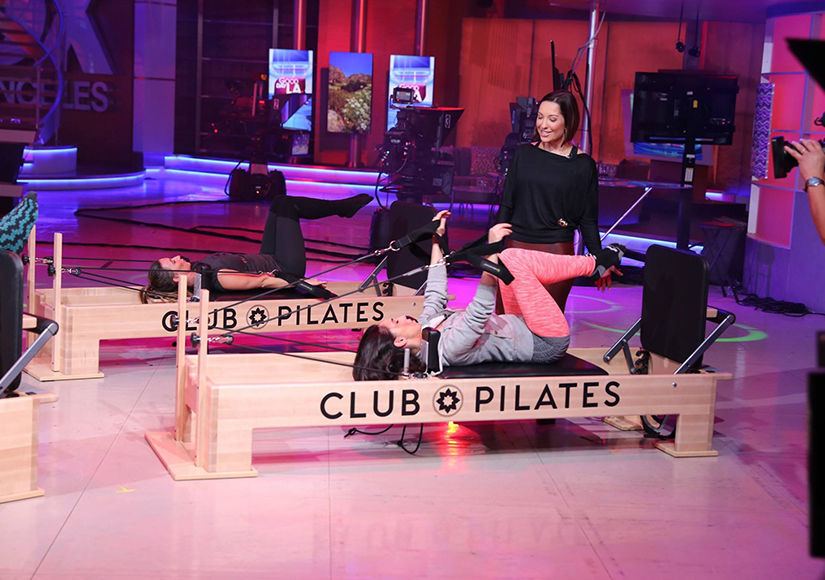 Win It! A 3-Month Membership to Club Pilates