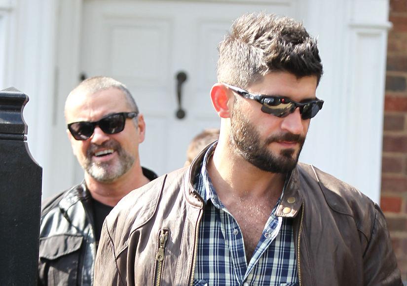 George Michael's Cousin Slams His BF Fadi Fawaz