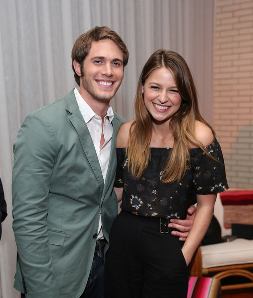 Melissa Benoist & Blake Jenner Are Officially Divorced