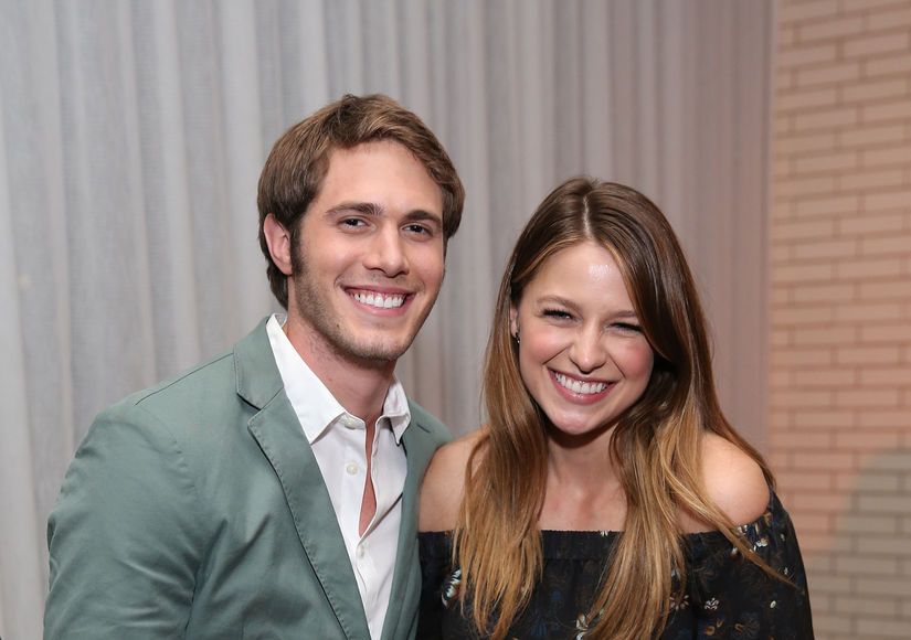 Supergirl's Melissa Benoist and Blake Jenner file for divorce