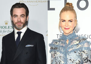 Chris Pine & Nicole Kidman Will Present at the Golden Globe Awards