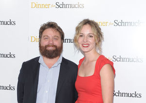 It's Another Boy! Zach Galifianakis' Wife Gives Birth to Second…