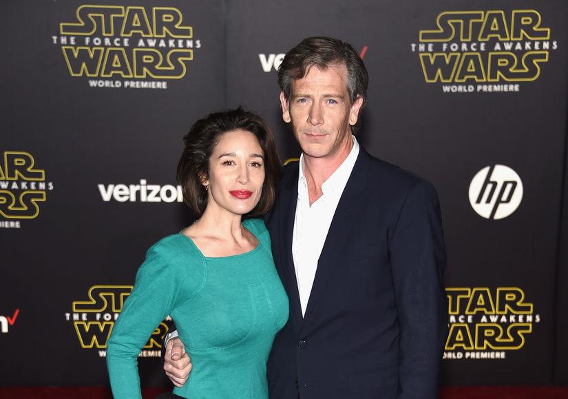 Ben Mendelsohn & Wife Emma Forrest Split