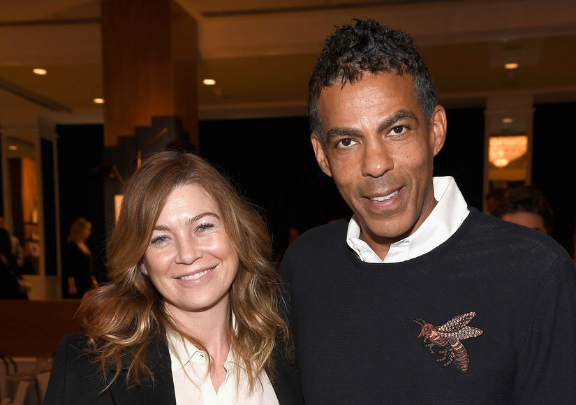 Surprise! Ellen Pompeo & Chris Ivery Welcome Baby #3