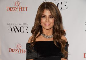 Paula Abdul Talks About the Men in Her Life