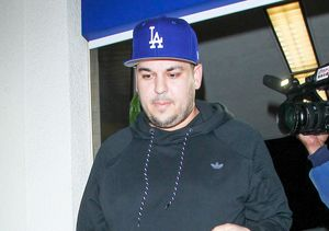 Rob Kardashian Hospitalized