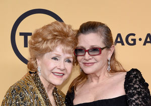 Inside the Emotional, A-List-Packed Good-bye to Carrie Fisher & Debbie…