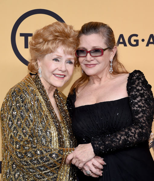 Cause of Death Revealed for Both Carrie Fisher & Debbie Reynolds