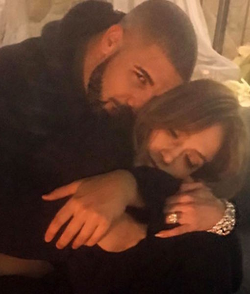 Source Says J.Lo & Drake 'Seem Really Happy' Together