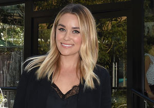 Lauren Conrad Pregnant with Her First Child