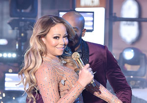 Mariah Carey Struggles Through Her New Year's Eve Performances