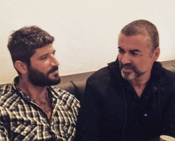 Did George Michael's Boyfriend Really Tweet That the Singer Wanted to Die?