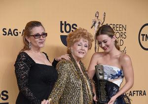 Billie Lourd Speaks Out on the Deaths of Carrie Fisher & Debbie Reynolds