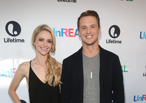 Freddie Stroma & Johanna Braddy Married!