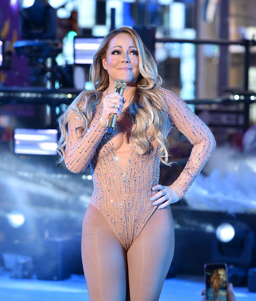 Mariah Taking a Social Media Break, Speaks Out on NYE: 'They Foiled Me'