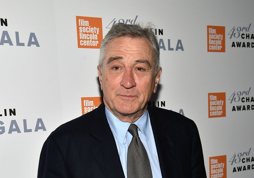What Robert De Niro Did to Become 'The Comedian'