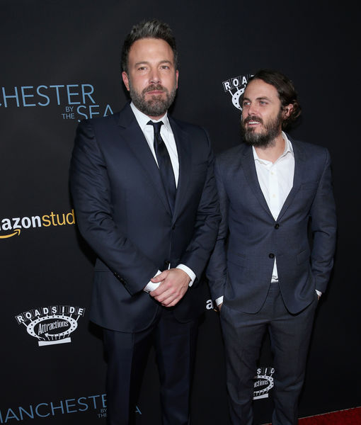 Casey Affleck Jokingly Fuels Sibling Rivalry with Ben Affleck at Palm Springs…