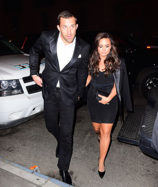 Demi Lovato & Luke Rockhold Split — Who's Her New Man?
