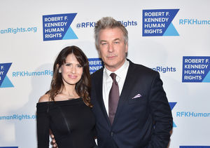 Hilaria Baldwin Says Husband Alec's Trump Is 'Impressive,' but Still…