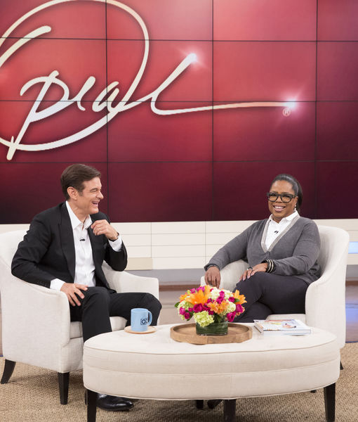 How Oprah Winfrey Feels About Life After 40-Lb. Weight Loss