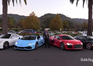 Sneak Peek: Robb Report to Announce 2017 Car of the Year