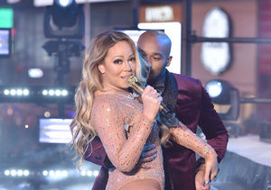 Mariah Carey Speaks Out After New Year's Eve Performance Fail, Plus: Jenny…