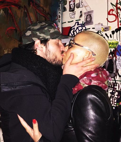 Amber Rose & Val Chmerkovskiy Split — Which Ex Is She Kissing Now?