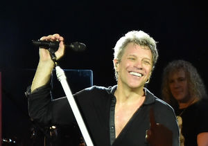 Bon Jovi Compares Intimate Concert to Spa Treatment