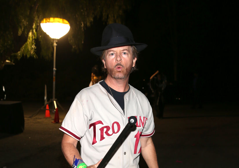 David Spade Rushed to Hospital After Three-Car Collision