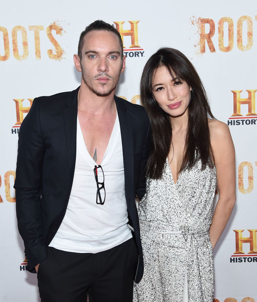 Jonathan Rhys Meyers' Wife Reveals Heartbreaking Moment She Learned About Her Miscarriage
