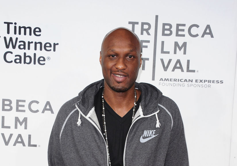 Lamar Odom Leaves Rehab After One Month