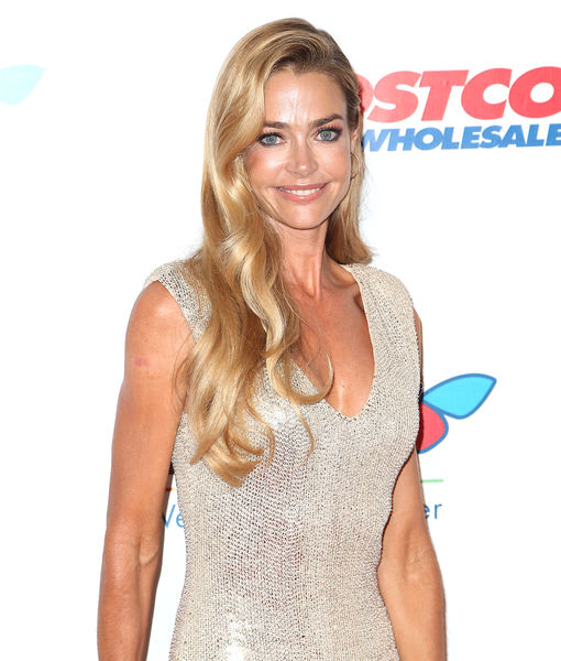Denise Richards Discusses Family Life and New Screen Projects